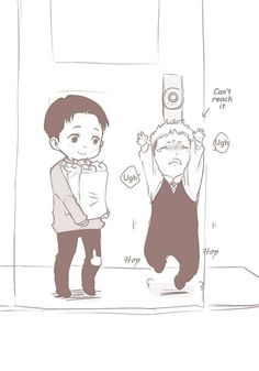 ((Oh my goodness, this JeanMarco is adorable.))
