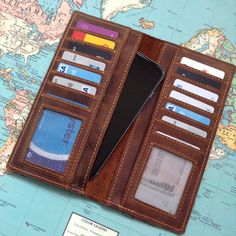 A personal favourite from my Etsy shop https://www.etsy.com/uk/listing/495371824/mens-leather-wallet-long-wallet-fine