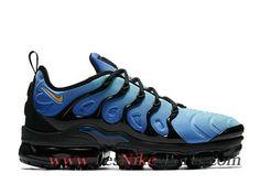 new style 19003 5f032 Running Nike Air VaporMax Plus Chaussures Nike Tn Pas Cher Pour Homme Bleu  Noir 924453-008 - 1809050287 - Le Nike Officiel Site. LesNikeSports.com (FR)