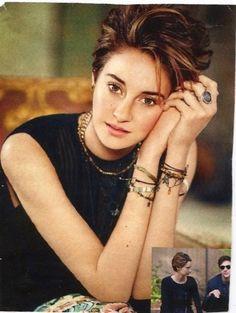 Shailene woodley   http://etre-parisienne.blogspot.fr/