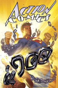 Comic book illustrations by Adam Hughes