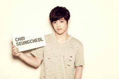 Choi Seung Cheol (최승철)