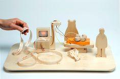 NOVEL HOSPITAL TOYS - Hikaru Imamura | Design for Well-being.  Psychological…