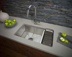 Elkay laundry sink  Elkay sinks + faucets   Stainless Steel Sink   ShopStudio41.com
