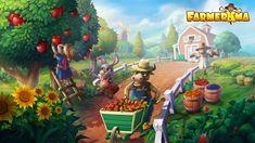 Nosztalgiatopik (Nézz be egy mosolyra! Farmer, Wallpaper, Painting, Art, Wallpaper Desktop, Art Background, Painting Art, Kunst, Farmers