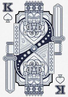 Johnny Wan - card game, card games, poker playing cards, deck of cards, card deck, unique playing cards, art of play cards, design play cards, cool playing cards, cardistry, jugando a las cartas, karty do gry, игральные карты, карты