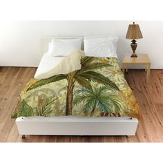 Shop for Thumbprintz Palms Pattern III Duvet Cover. Get free shipping at Overstock.com - Your Online Fashion Bedding Outlet Store! Get 5% in rewards with Club O!