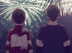 ReLIFE -Hishiro and Kaizaki