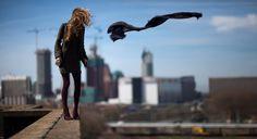 rooftop fashion photography - Google Search