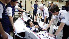 FIA could loosen radio transmission ban at Singapore Formula One race. Williams F1 chief technical officer Pat Symonds (left) and head of vehicle performance Rob Smedley (right) giving driver Felipe Massa instructions on the car in the garage in Singapore. Symonds thinks teams are not ready for the new restrictions and the ban may have to wait until 2015 to go into effect.