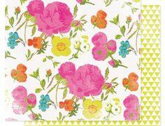 Paper > 12x12 > In Bloom Paper - Favorite Things - Heidi Swapp: A Cherry On Top