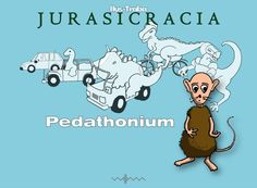 Jurasicracia: Pedathonium by Mediqiam on deviantART