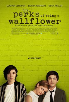 『壁花男孩』  very special and tocuh teen drama,Emma Watson so sweet!!  好喜歡,有別於一般的青春少年劇情片。