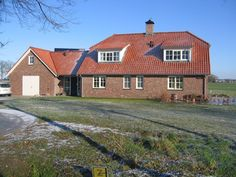 Nieuwe dakkapel boerderij
