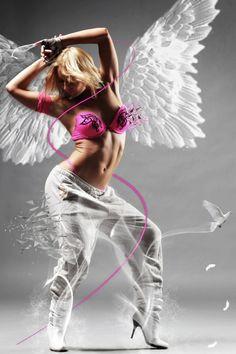 ダンス写真を加工した傑作フォトマニピュレーションアート25枚   インスピレーション‐美麗画像(写真・イラスト・CG)を毎日紹介