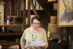 Poesia na Galeria 3: POESIA NA GALERIA 15 de Março