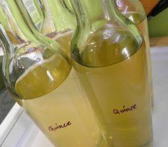 Flowering Quince Liqueur recipe