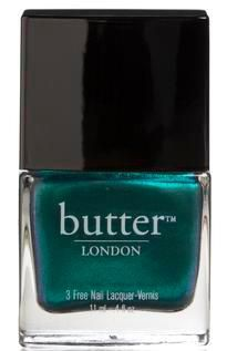 We're loving Butter nail polishes from the UK. This shade is so hot right now (Winter '12) - 'Thames'. Butter polishes are free of formaldehyde, toluene, DBP and parabens. Purchase from The Lab Perfumery, Carlton, Prahran Health Foods, Prahran or Evelyn Faye Nutrition, South Melbourne and Melbourne CBD.