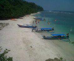 Pantai Pangandaran West Java