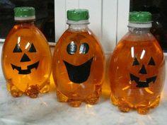 halloween drink treat kids easy DIY
