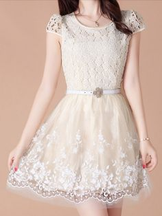 New Fashion Style Slim Beading Lace Paillette Embroidery Occasion Dress-- Click on the picture to order it>>Shop price:US$23.59---#shoes #wholesale #fashion #lovely #cheap #Korean #dress #sexy #clothes