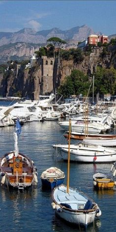 Sorrento, Province of Naples , Campania region, Italy**.