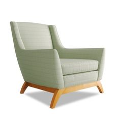 the perfect chair. A glimpse of it in the background of some random commercial, and I've found it. internet, I love you.