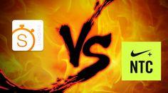Workout Showdown: Sworkit vs. Nike Training Club