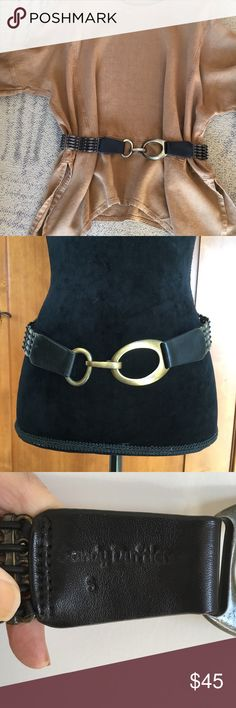 I just added this listing on Poshmark: Sandy Duftler stretch bronze metal leather belt S. #shopmycloset #poshmark #fashion #shopping #style #forsale #Sandy Duftler #Accessories