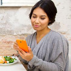 Lumia 430 Dual SIM Hair and makeup by Teresa Snowball for Microsoft