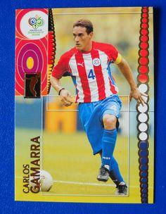 CARD PANINI FIFA WORLD CUP GERMANY 2006 - N.160 - GAMARRA - PARAGUAY   eBay