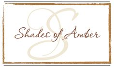 BLOG RECOMMENDATION / Shades of Amber {SoA} is entirely devoted to the most fabulous paint on earth: Annie Sloan Chalk Paint! {SoA} shares tons of info about the colors, usage, techniques, & so on. Be sure to look at the many makeover projects/contests for inspiration.