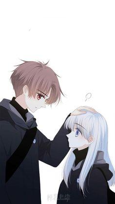 Anime Neko, Chica Gato Neko Anime, Cute Anime Pics, Cute Anime Boy, Anime Art Girl, Anime Love Story, Manga Love, Cute Couple Art, Anime Love Couple