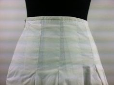 How to Add a Lining to a Skirt - Sew Daily - Sew Daily