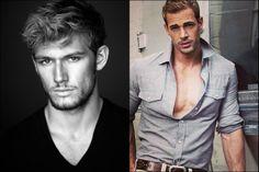 Fifty Shades of Grey Cast | Fifty Shades of Grey' Movie Casting: Alex Pettyfer VS William Levy as ...