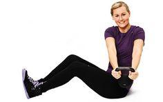 Effektiv træning indendøre: 6 øvelser til flad mave
