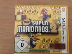 Mario ist im Geldrausch in New Super Mario Bros 2