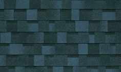 The Cambridge Architectural Roofing Shingles will turn your Roof Replacement Into A Curb Appeal Opportunity: Add Architectural Accent to Any House With. Architectural Shingles Roof, Blue Roof, Curb Appeal, Cambridge, Blue Grey, Sweet Home, Architecture, Home, Arquitetura