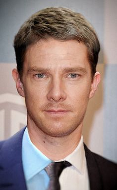 This is what happens when you blend Benedict Cumberbatch and Martin Freeman. aka Hottest Man ever