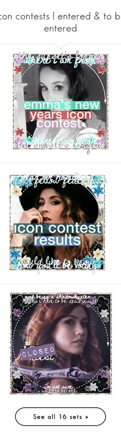"""""""icon contests 