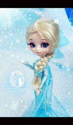 Doll Society • Frozen - Elsa