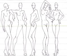 fashion illustration for designers illustrators shading figures