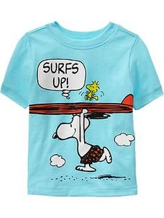 Snoopy® Tees for Baby