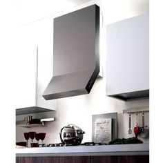 Modern Kitchen Extractor Fans omg finally extractor fans which are art! pando cooker hoods from