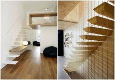 Modern lépcsők, avagy a trendi talpalávalók