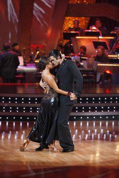 Gilles & Cheryl Team Tango