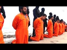 ISIS Video Shows Mass Beheading of 21 Egyptian Coptic Christians