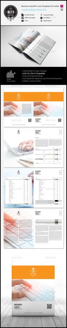 Web Design e-Proposal Template Design templates, Web design and - business start up costs spreadsheet
