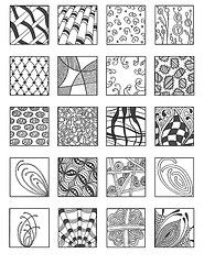 Noncat10 (enajylime) Tags: patterns doodle tangle zentangle