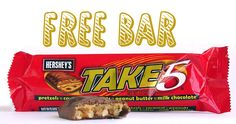 Kroger: FREE Take 5 Bar **Today Only** - http://www.swaggrabber.com/?p=292952
